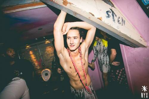 GAY UNDERGROUND PARTY AMSTERDAM