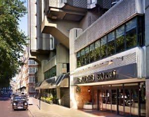 伦敦圣吉尔斯酒店–圣吉尔斯酒店