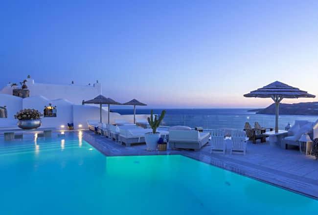 Hotel Greco Philia Luxury Suites