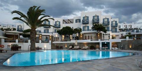 Poseidon Hotel Suiten