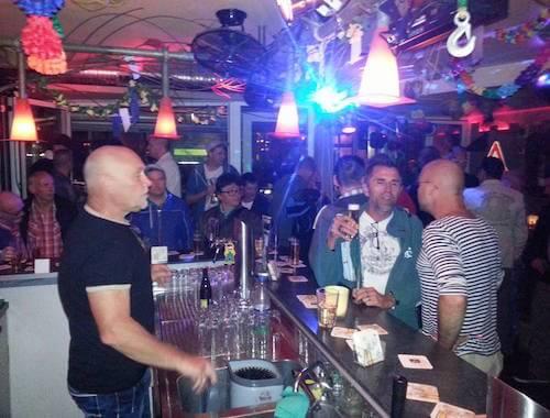 Köln homoseksuelle barer