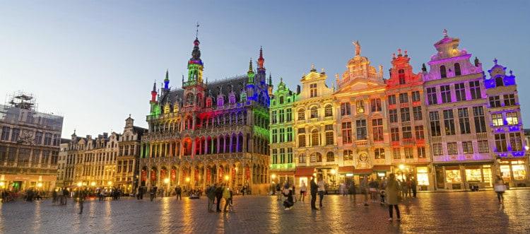 Bruxelles gay · Guide de la ville