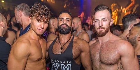 Club di ballo gay di Colonia