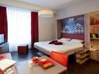 Lejlighedshotel Adagio Brussels Grand Place
