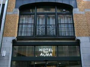 Alma Grand Place Hôtel