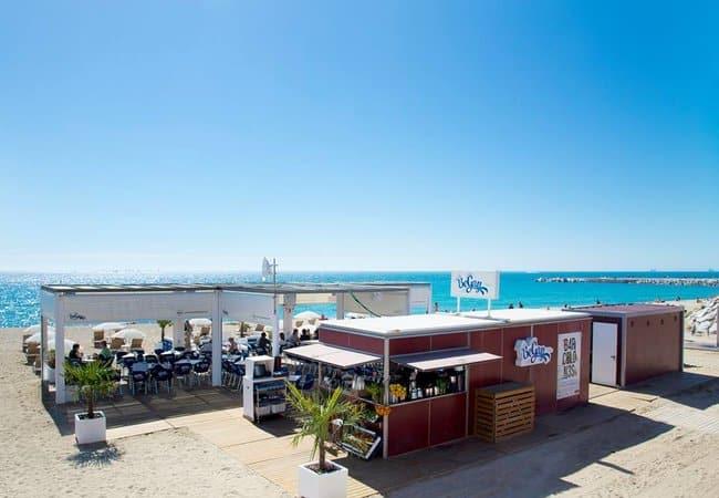 Ciudad Barcelona Playa Gay