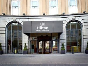 Hilton Brussels Grand Place