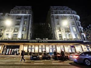 Hotel Le Plaza Bruxelles