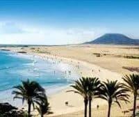 Playas de Corralejo, Fuerteventura - gay-popular beach
