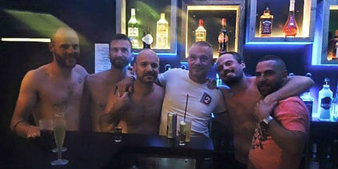 Paris gay saunas reviews