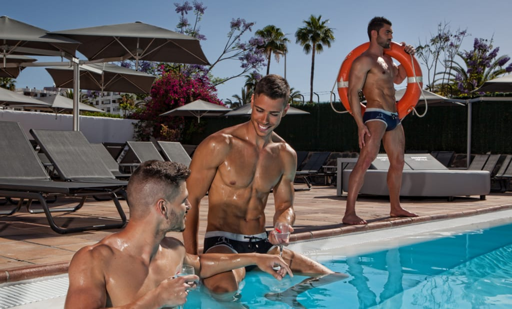Europe's Top Gay Hotels & Resorts 2021