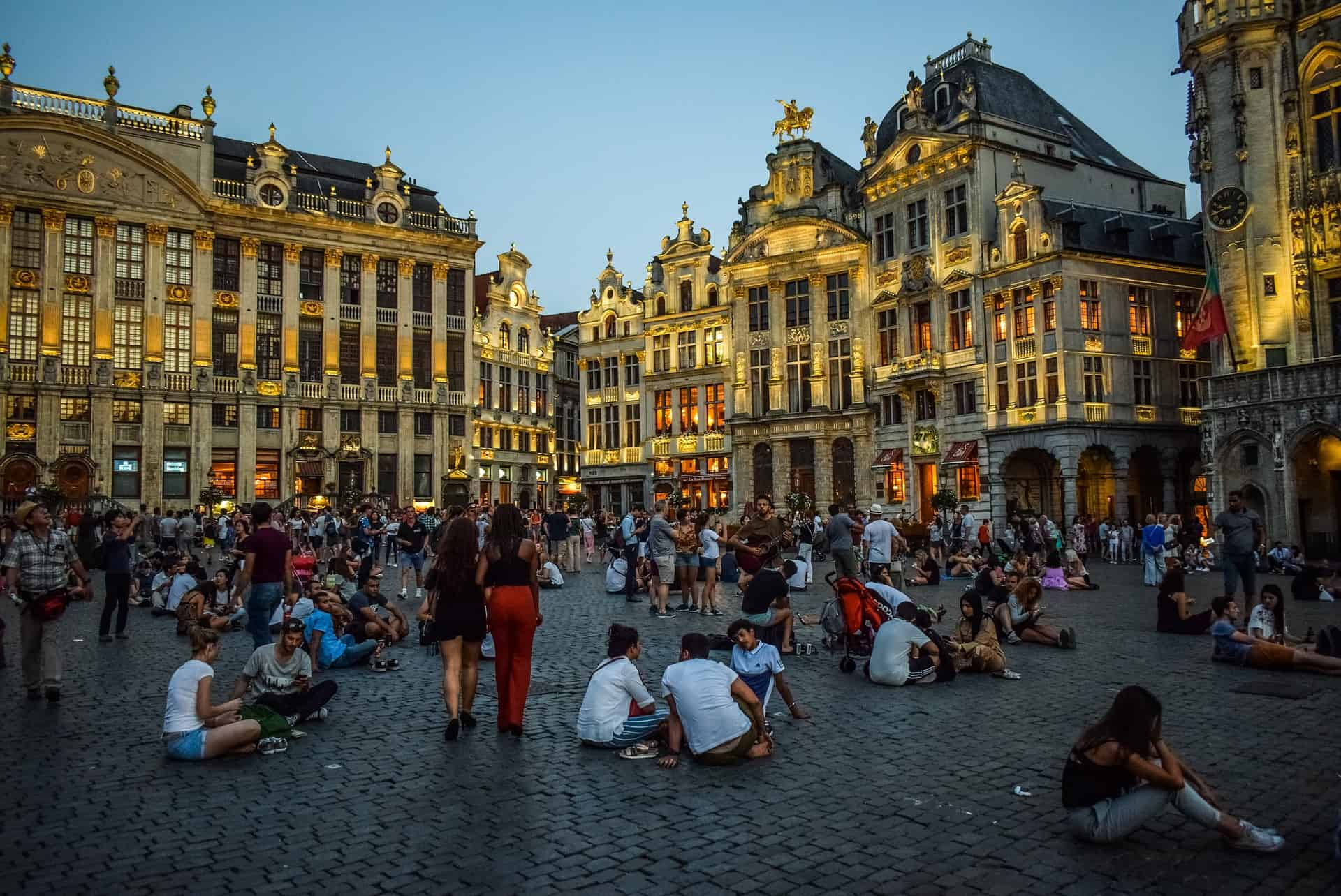 Gay Brussels