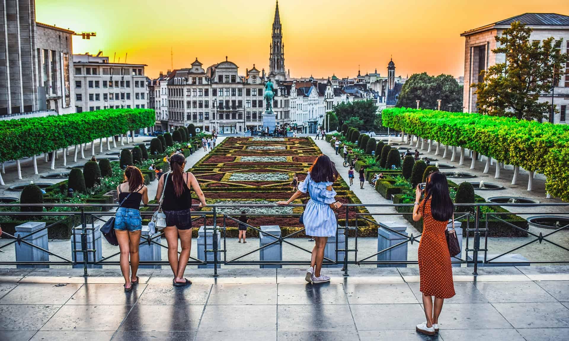 Gay Bruxelles · Hôtels de luxe