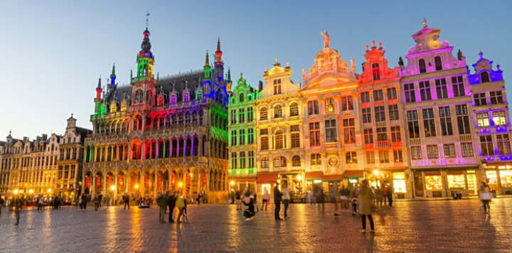 Gay Parties and Events in Brussels
