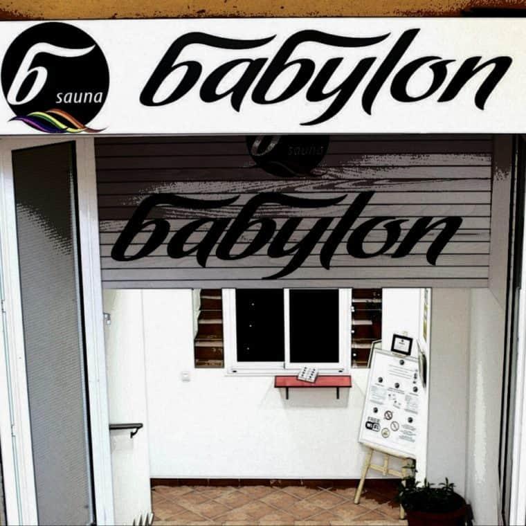 Sauna Babylon - LUKKET
