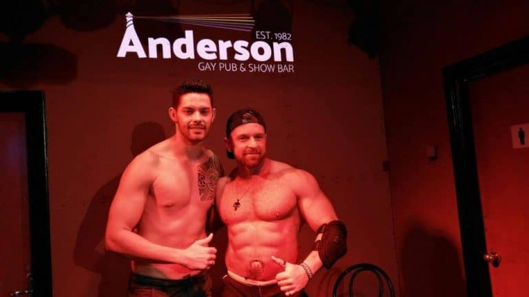 anderson gay pub & show bar yelp