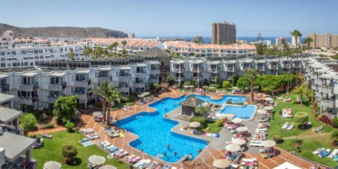 image of Apartamentos HG Tenerife Sur