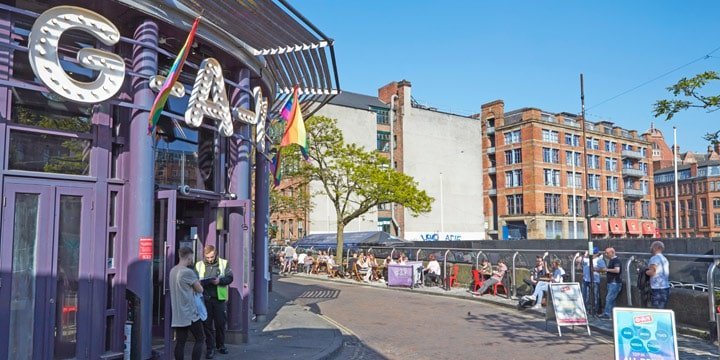 Gay Manchester ·Hotels