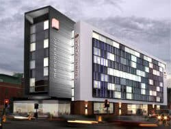 Crowne Plaza Hotel Manchester