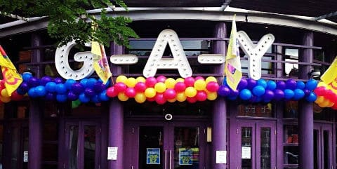 TravelGay recommandation G-A-Y Manchester