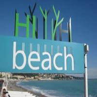 Hej strand