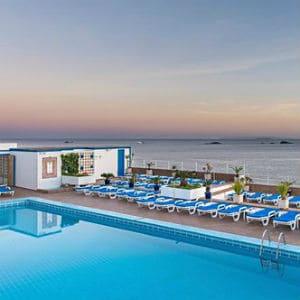Cenit Pool Bar @ Ξενοδοχείο Cenit