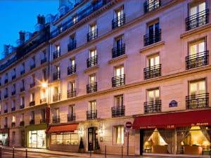 Hôtel Turenne Le Marais