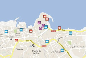 Los Cristianos Hotels and Places to Stay
