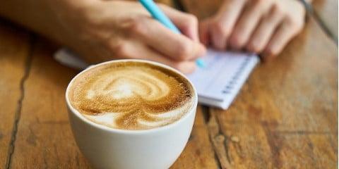 Cafe Nom de Plume