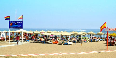 Beirola / Spiaggia di El Gato