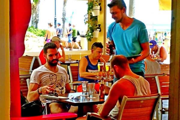 Gay Torremolinos · Restauranter