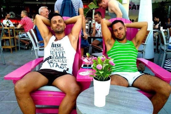 Torremolinos homoseksuelle barer