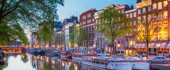 Gay Amsterdam · Mid-Range + Budget Hotels