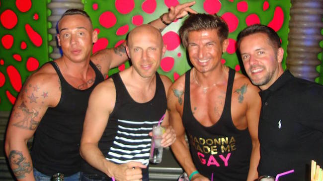 from Adan torremolinos gay bar