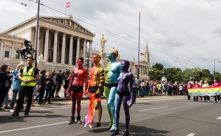 Gay Vienne · Guide de la ville