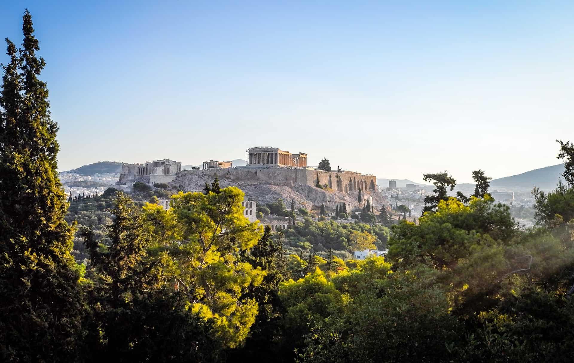 Athènes gay · Guide de la ville