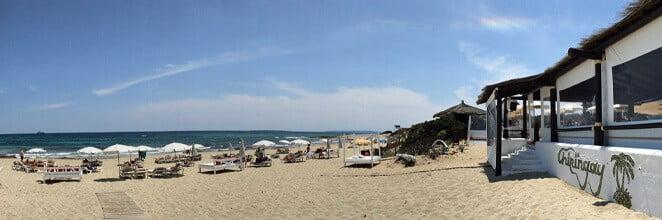 Playa Es Cavallet