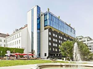 โรงแรม 25hours beim มิวเซียมควอเทียร์