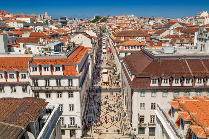 Gay Lisbon · Οδηγός πόλης
