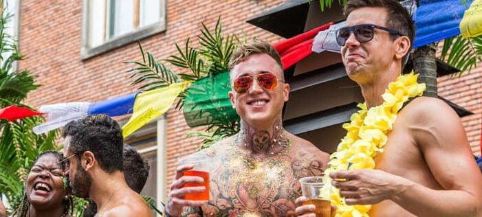 Club di ballo gay di Copenaghen
