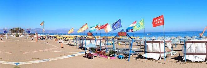 埃尔加托海滩