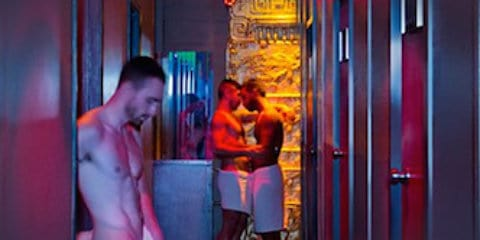 Interracial gay porn videoclips