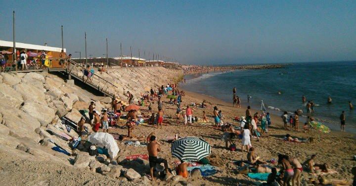 Lisbona · Spiagge gay