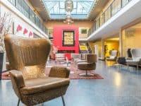 โรงแรมเวียนนาArt am Museumsquartierr