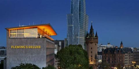 Fleming's Selection Hotel Frankfurt City