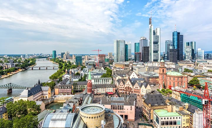 Gay Frankfurt · City Guide