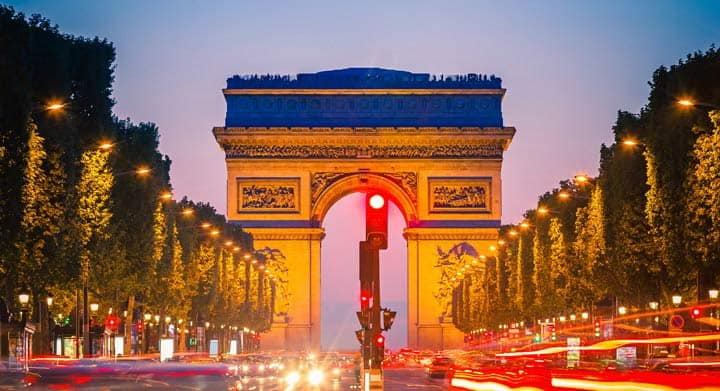 Gay Paris · Budget Hotels