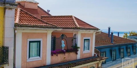 TravelGay recommendation Lisbon Old Town Hostel