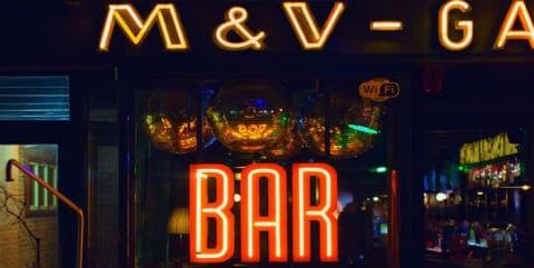 M&V Bar