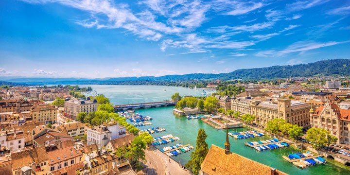Gay Zurich · City Guide